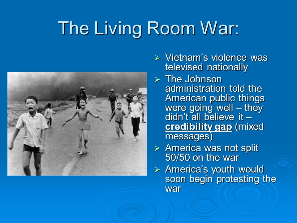 the living room war the war chapter ppt 12899