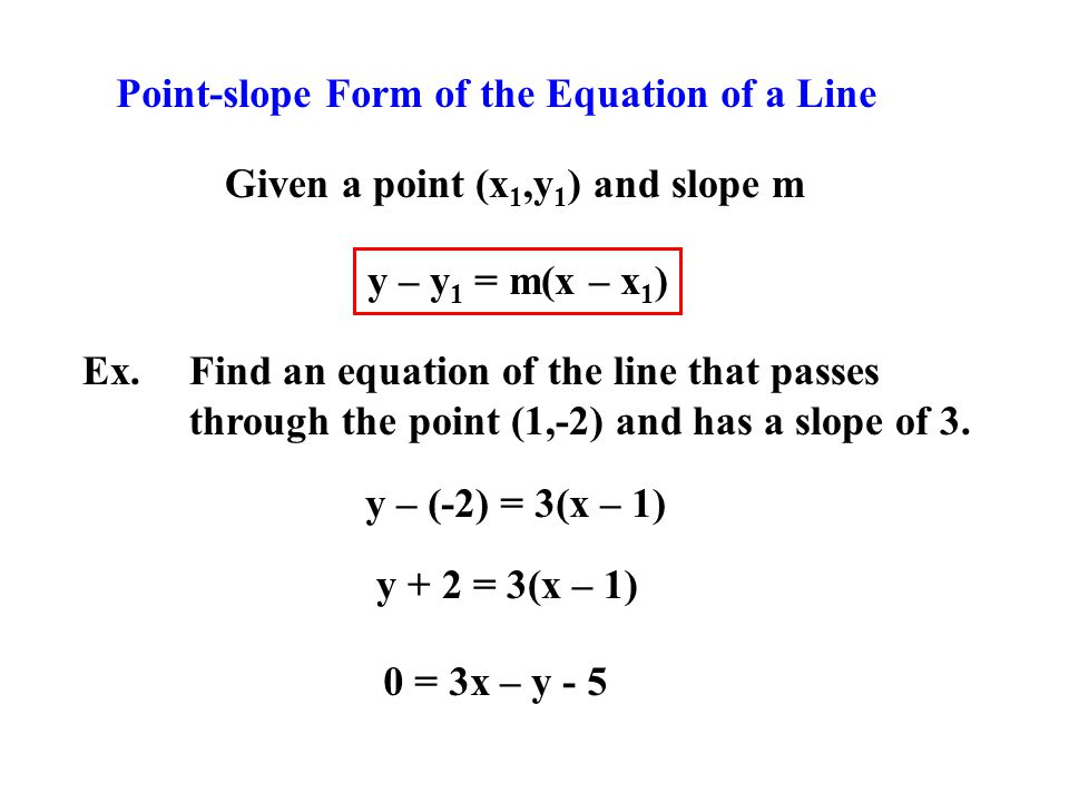 11.11 Linear Equations in Two Variables - ppt download