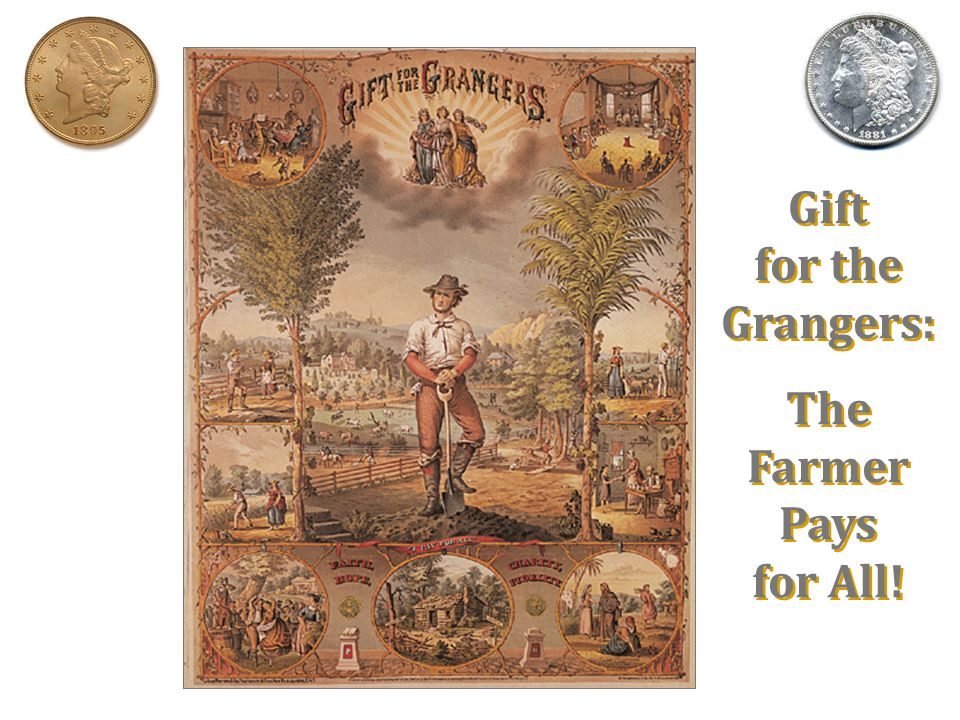 Gift for the Grangers: The Farmer Pays for All!