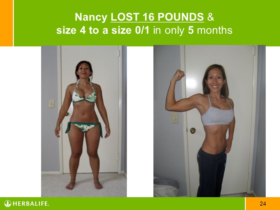 Nancy LOST 16 POUNDS & size 4 to a size 0/1 in only 5 months