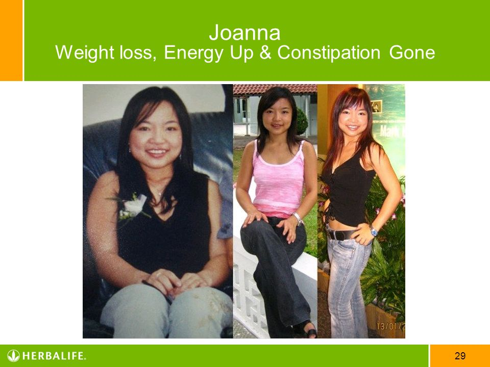 Joanna Weight loss, Energy Up & Constipation Gone