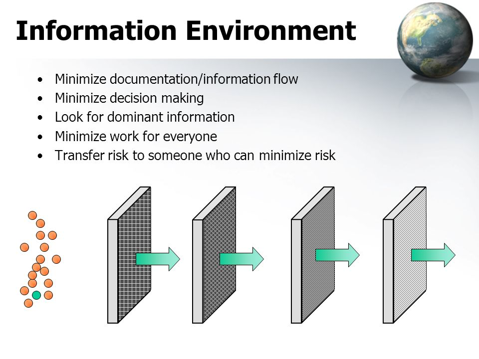 Information Environment