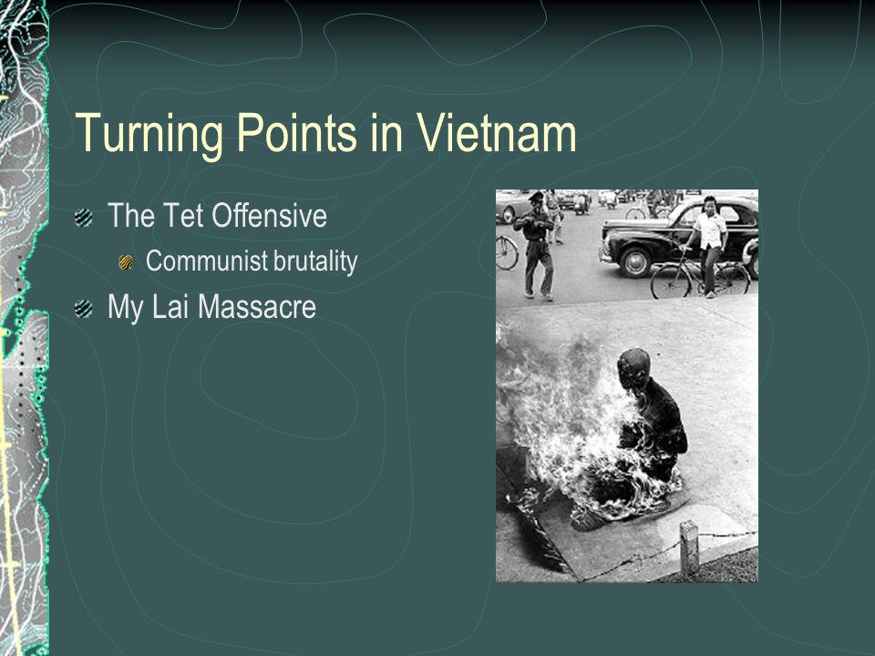 Turning Points in Vietnam