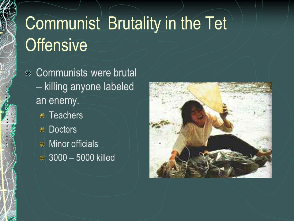 Communist Brutality in the Tet Offensive