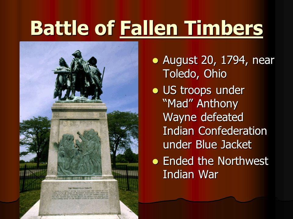 Battle of Fallen Timbers