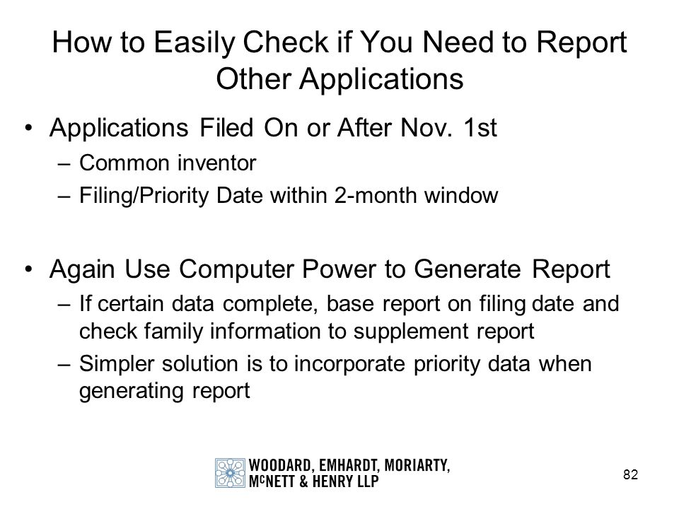 How to Easily Check if You Need to Report Other Applications