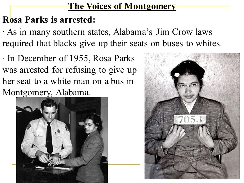 The Voices of Montgomery