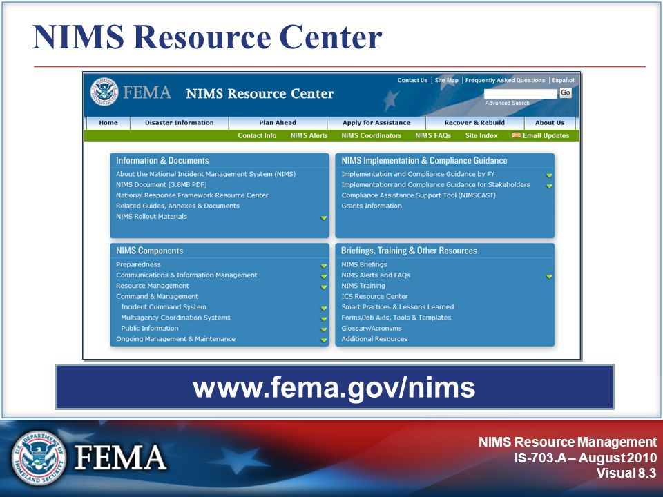 Course summary and final exam ppt video online download is 700a national incident management system an introduction fandeluxe Image collections