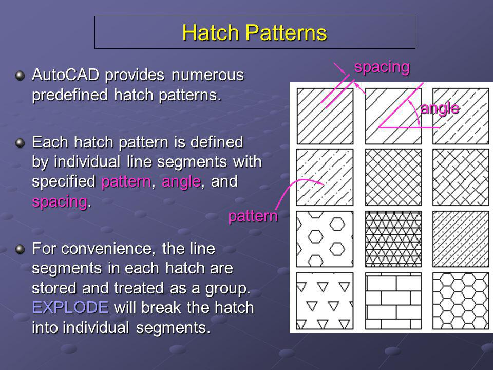 ENGT122 - CADI Chapter 13 - Hatching  - ppt video online