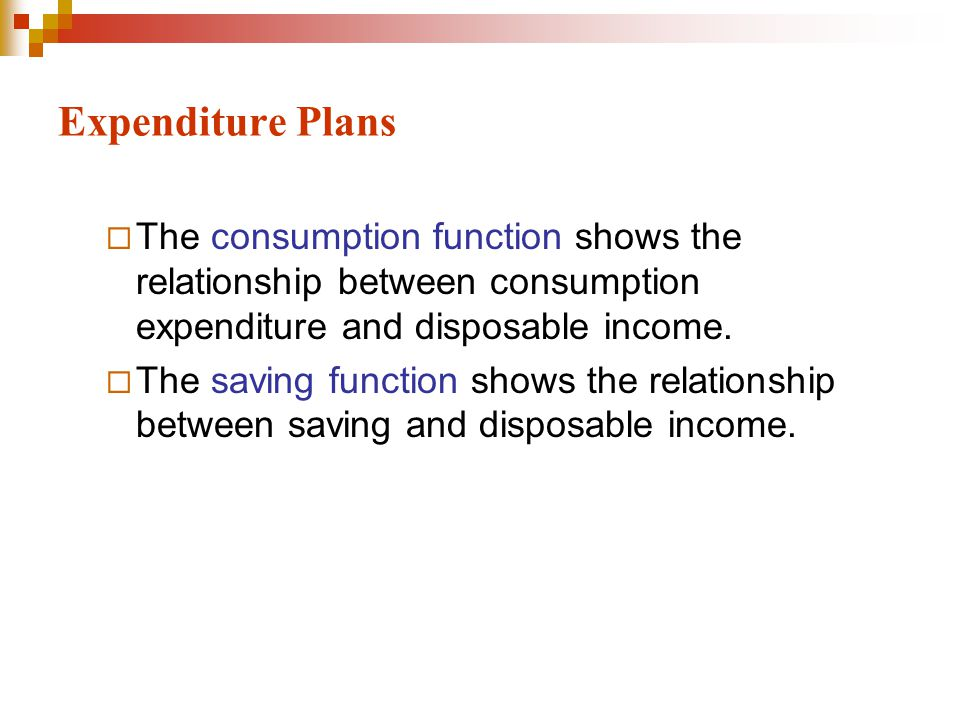 relationship between income and consumption pdf
