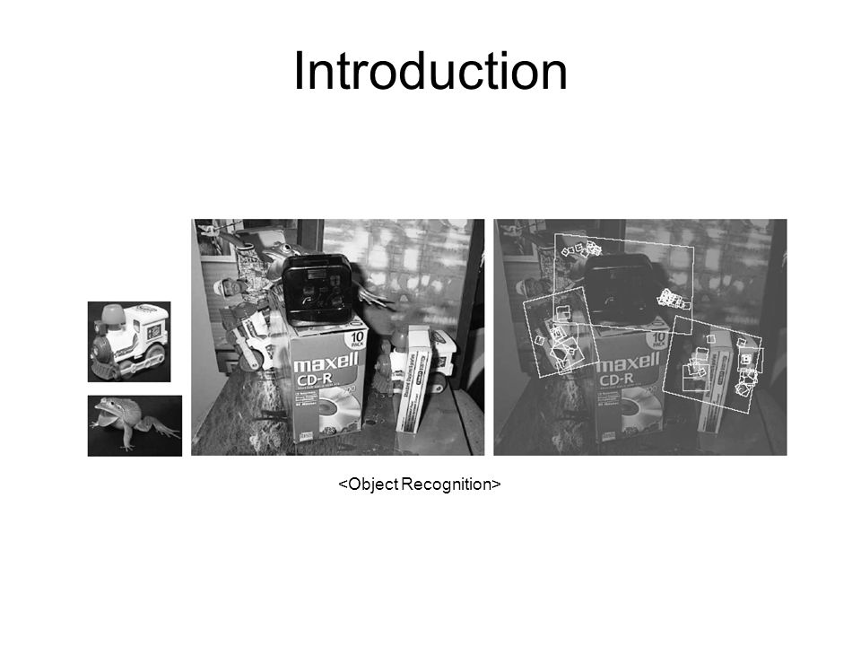 Introduction <Object Recognition>