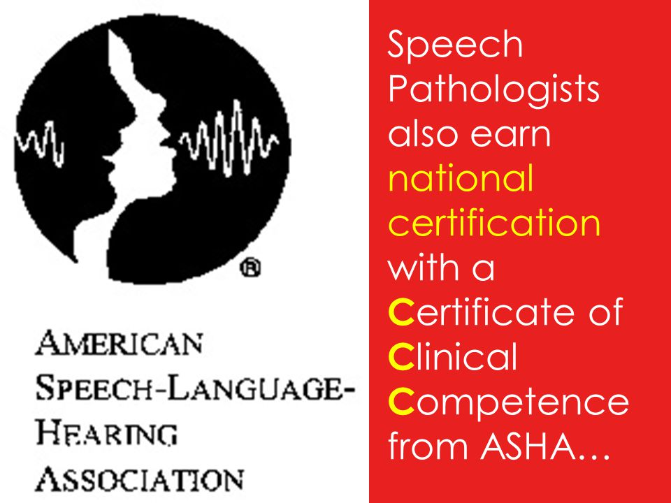 Did you know… by Angie Neal, M.S. CCC-SLP Speech-Language ...