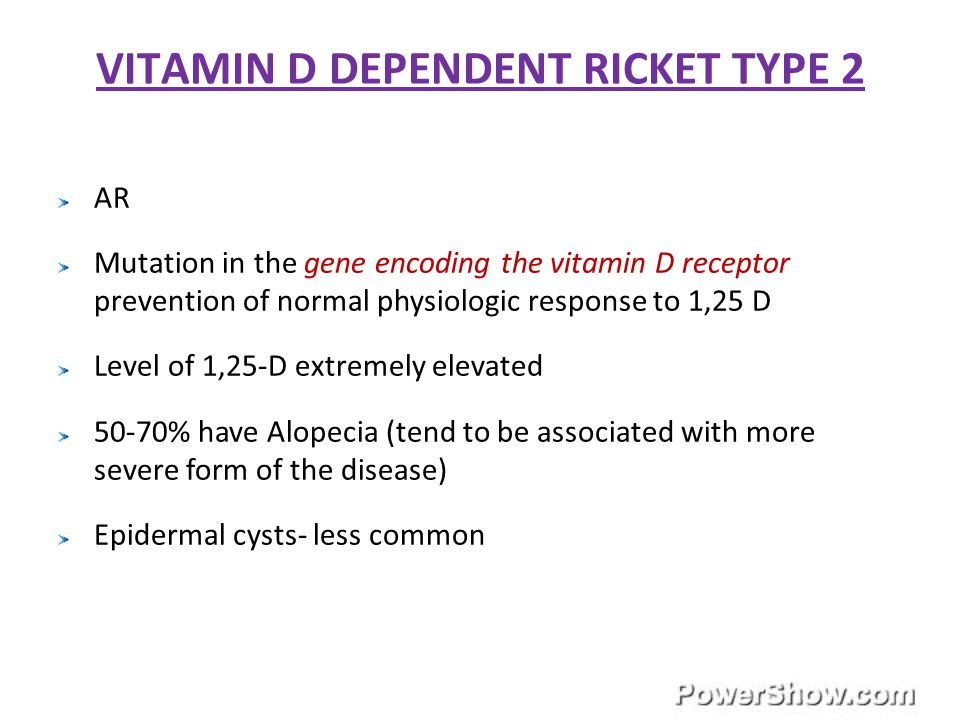 Vitamin D, Calcium and Rickets - ppt video online download