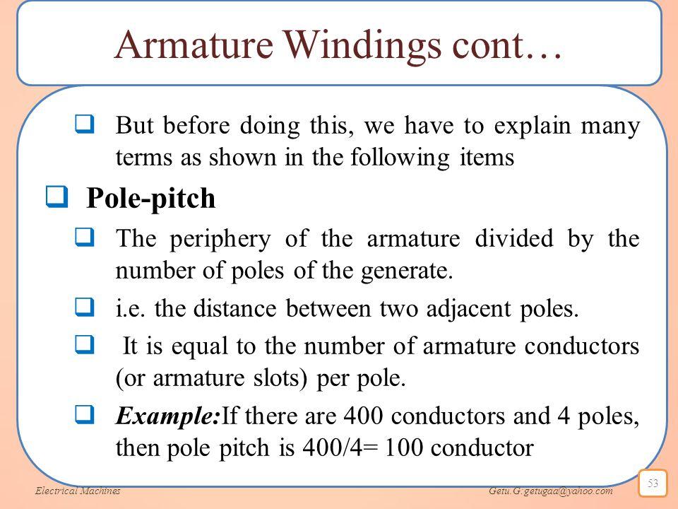 Electric Pole To Pole Distance