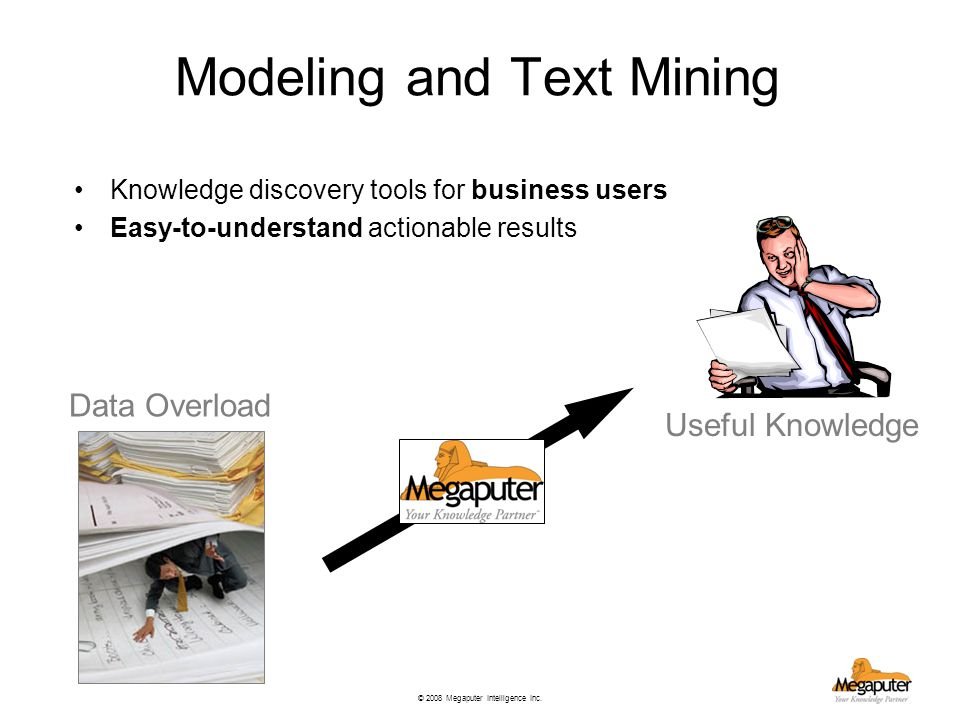 Modeling and Text Mining