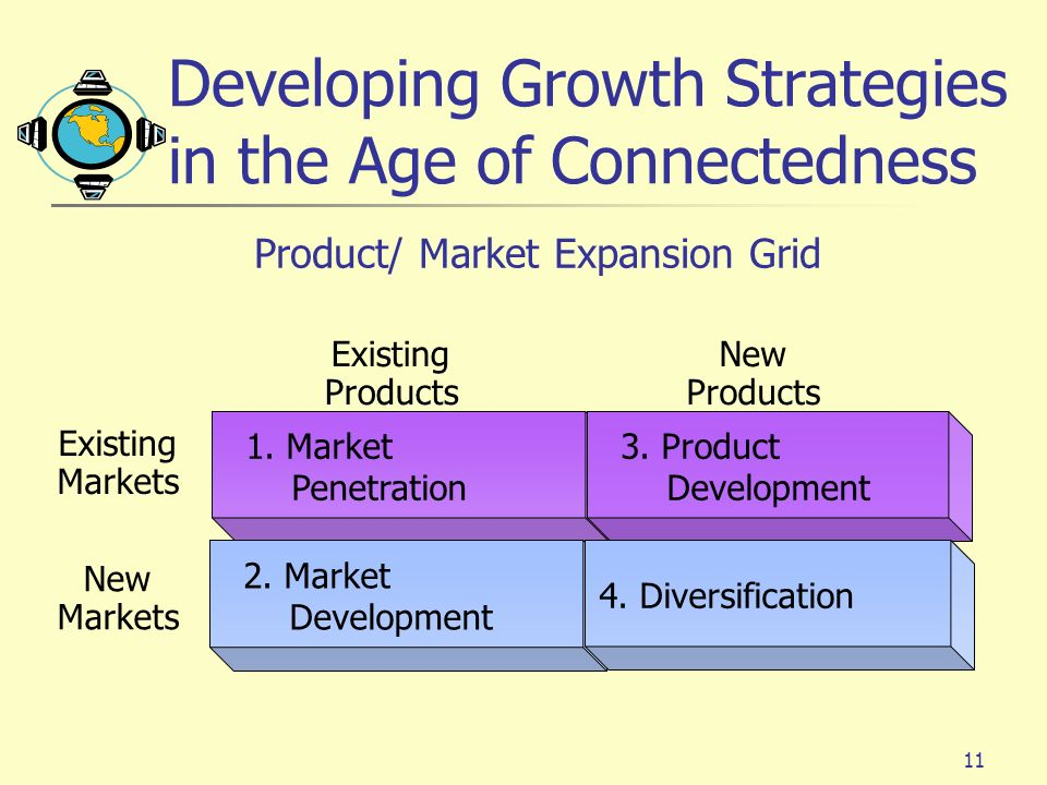 Developing Growth Strategies in the Age of Connectedness