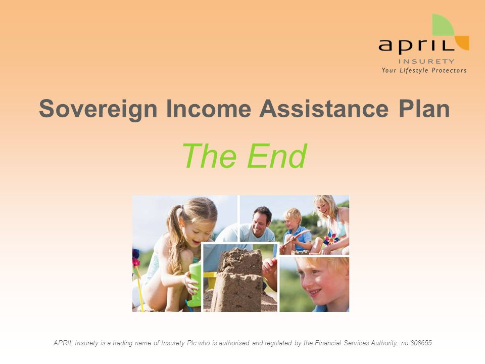 Sovereign Income Assistance Plan