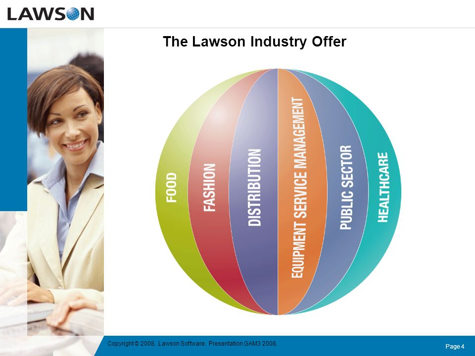 The Lawson Industry Offer