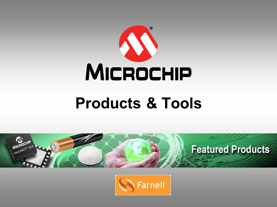 Products & Tools