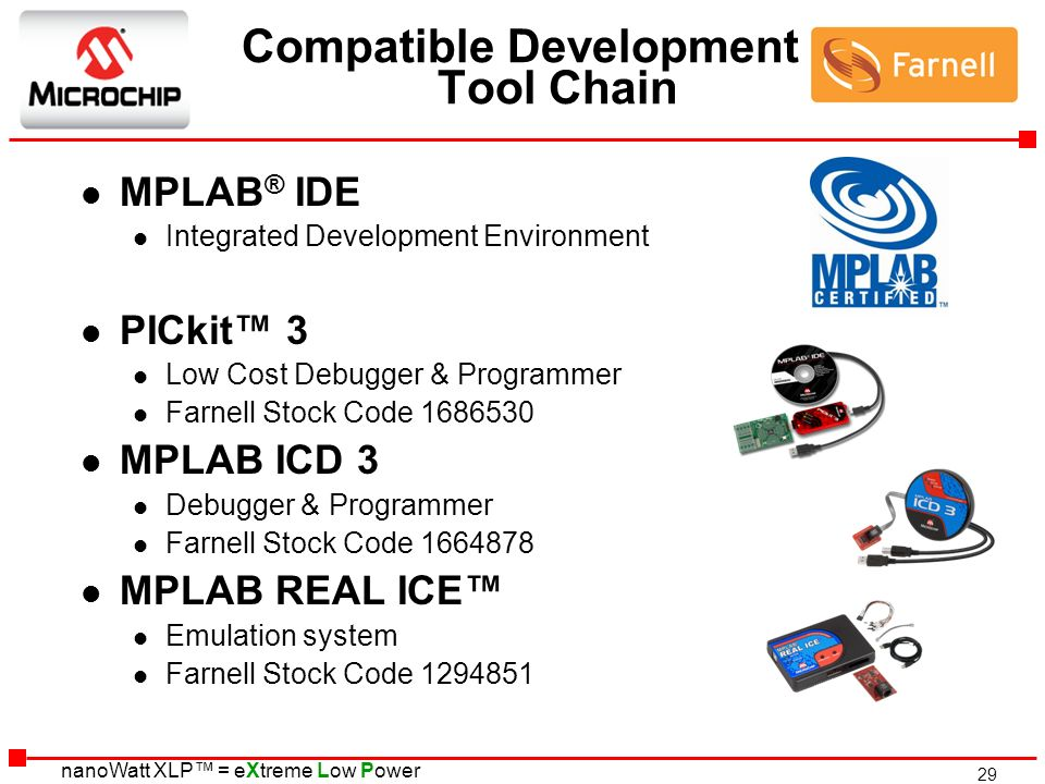 Compatible Development Tool Chain