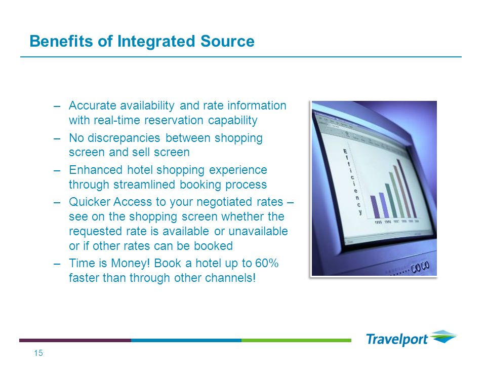 Benefits of Integrated Source