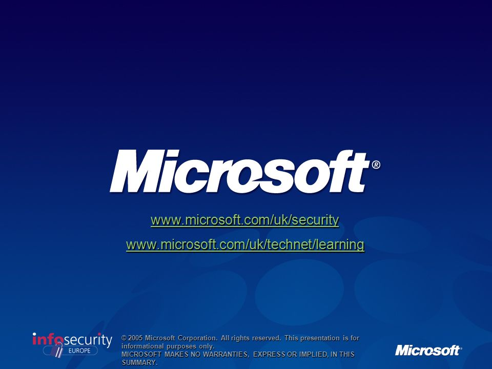 www.microsoft.com/uk/security www.microsoft.com/uk/technet/learning