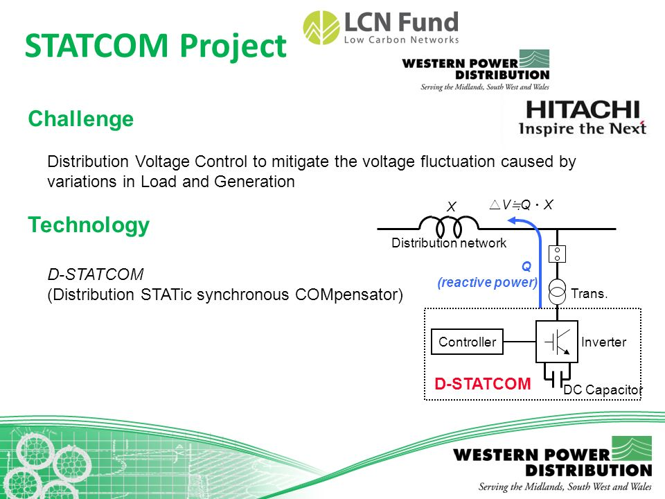 STATCOM Project Challenge Technology