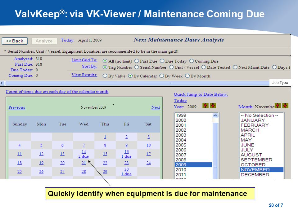 ValvKeep® via VK-Viewer - ppt download