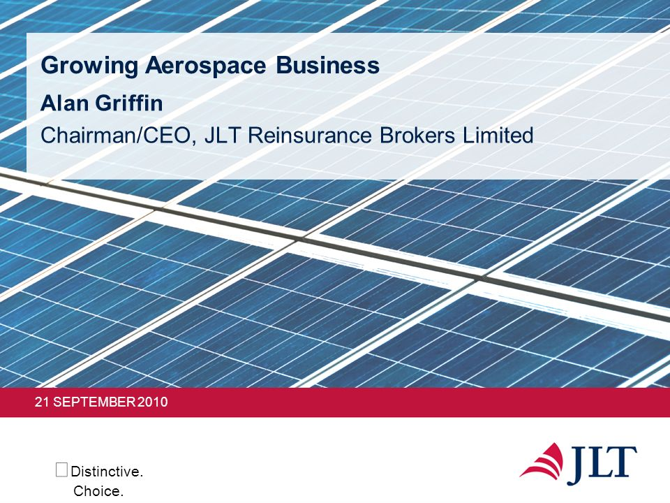 Growing Aerospace Business