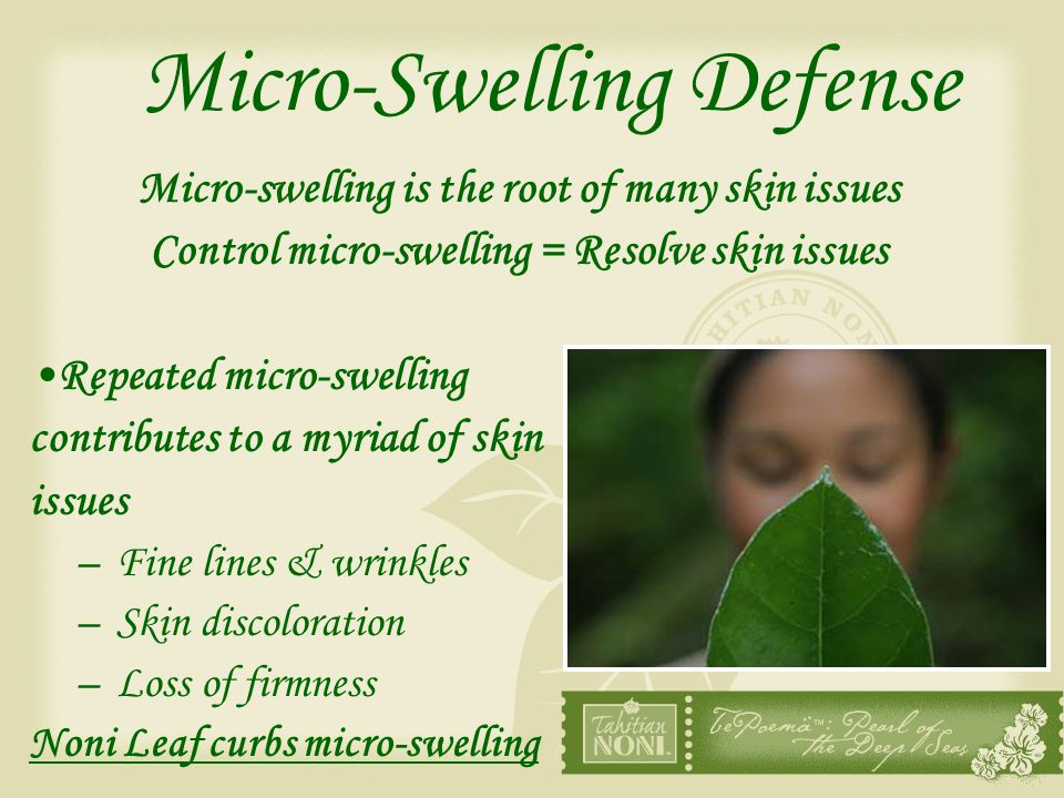Micro-Swelling Defense