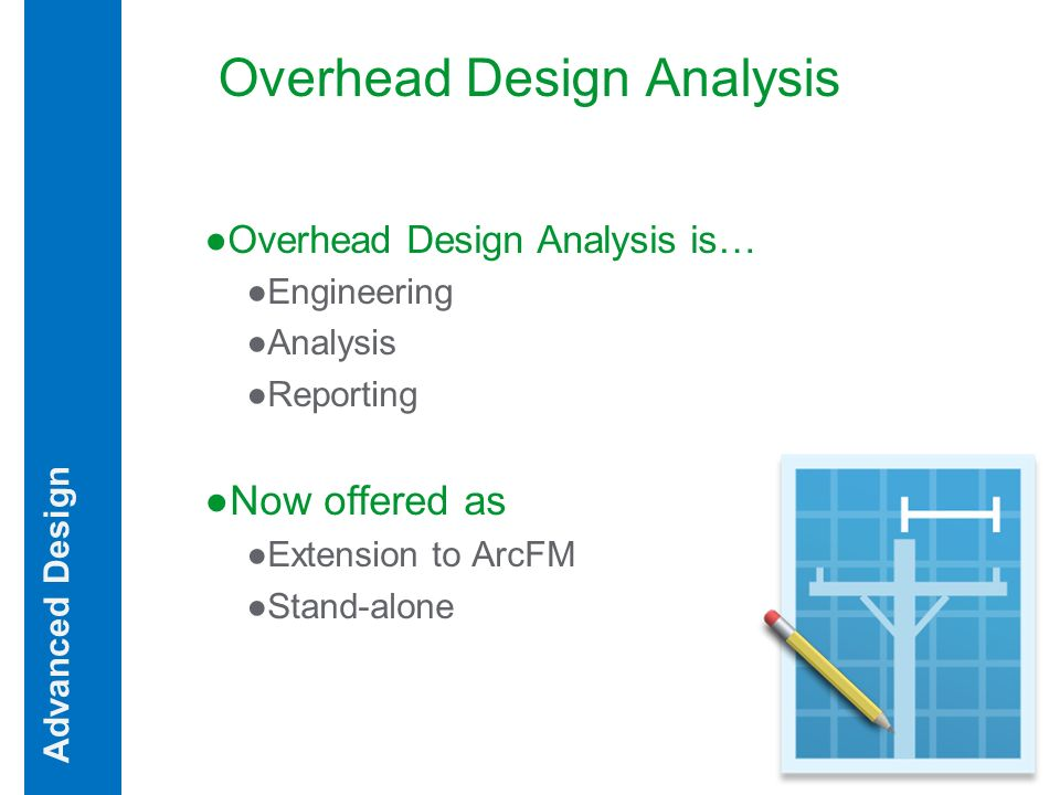 Overhead Design Analysis