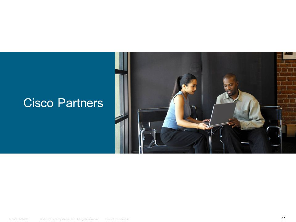 Cisco Partners