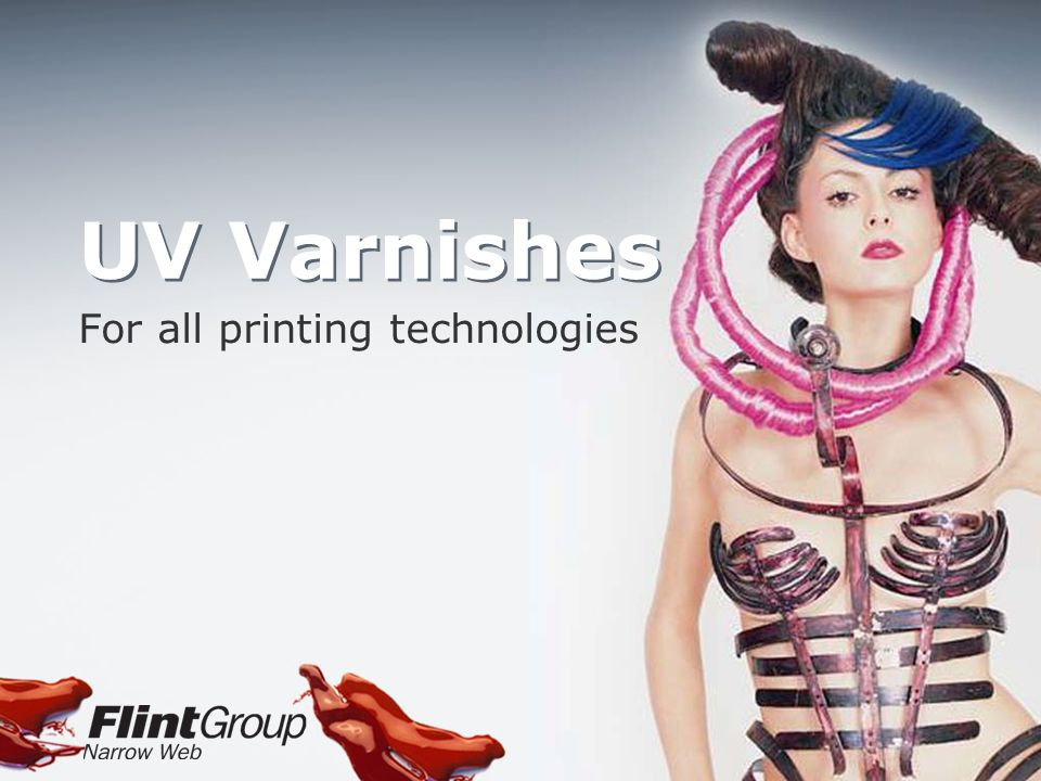 For all printing technologies
