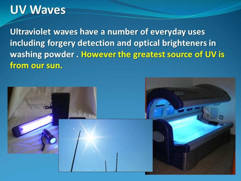UV Waves