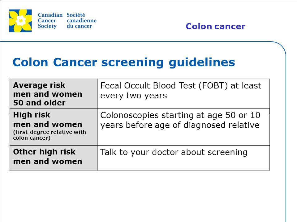 Fight Back Against Cancer Screening And Early Detection Ppt Download