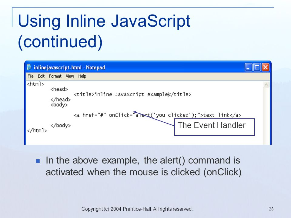Essentials for Design JavaScript Level One Michael Brooks - ppt download
