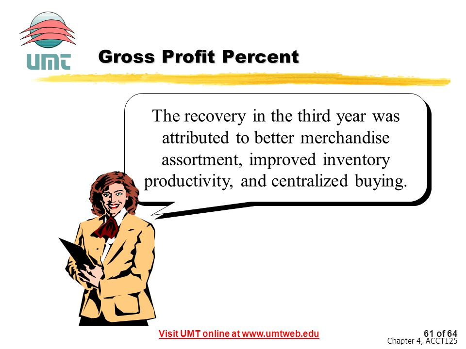 Gross Profit Percent
