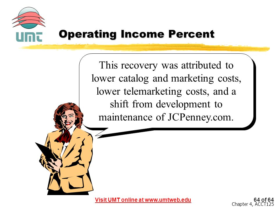 Operating Income Percent