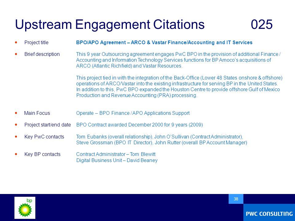 The BP-PwC Partnership - ppt download