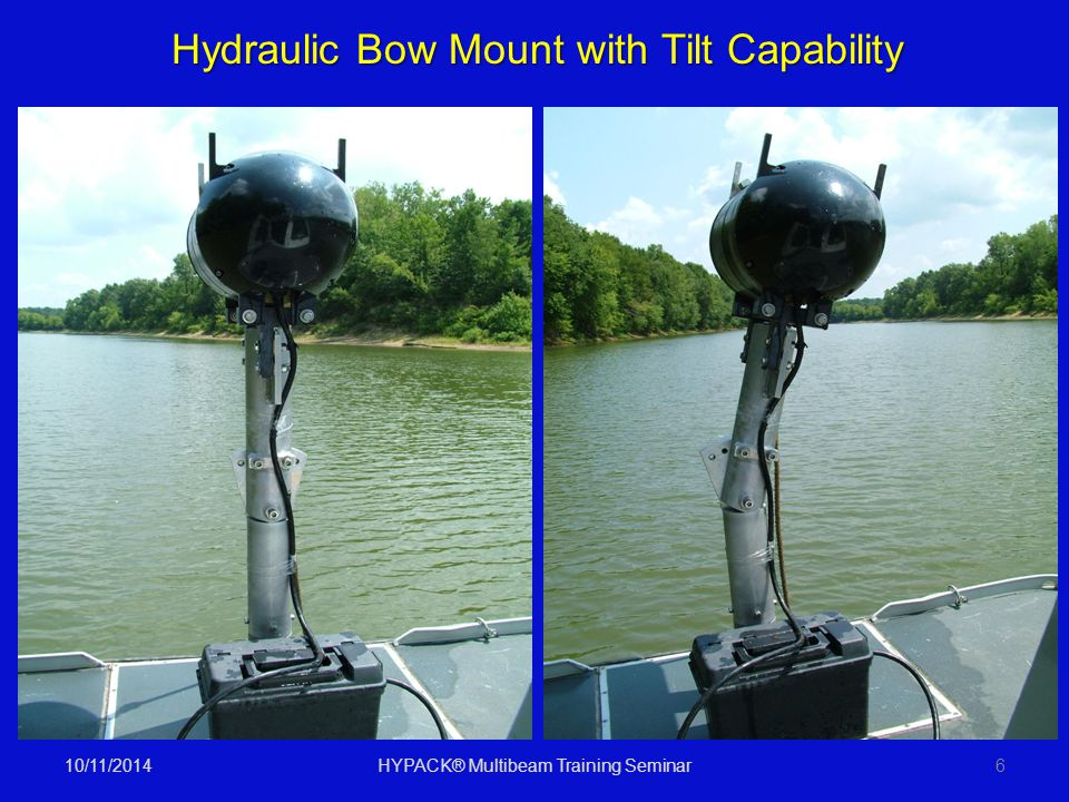Retractable Bow Mounted Transducer - ppt video online download