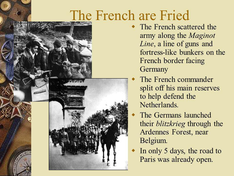 The French are Fried