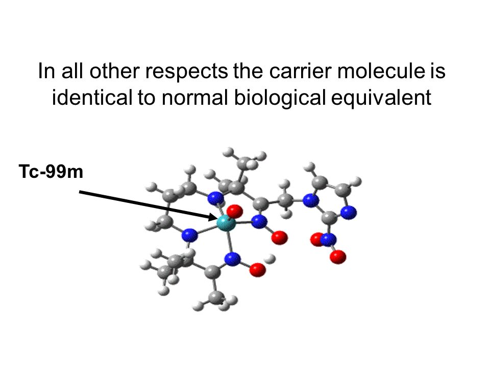 In all other respects the carrier molecule is identical to normal biological equivalent
