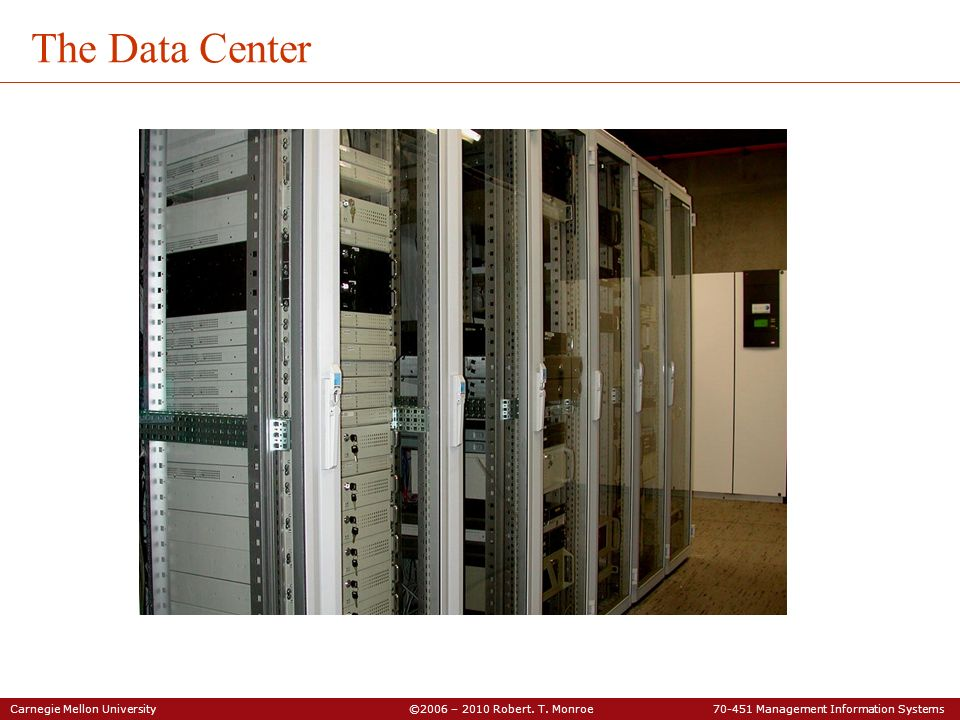 The Data Center