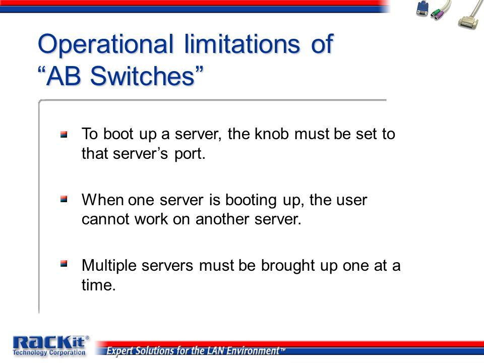 Operational limitations of AB Switches