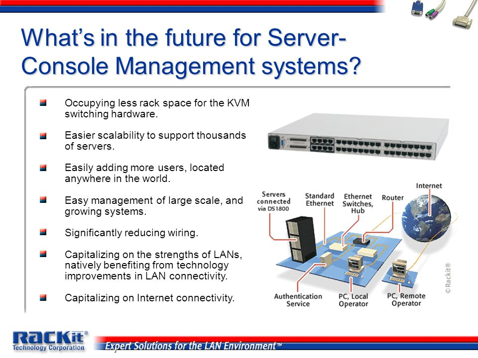 What's in the future for Server-Console Management systems