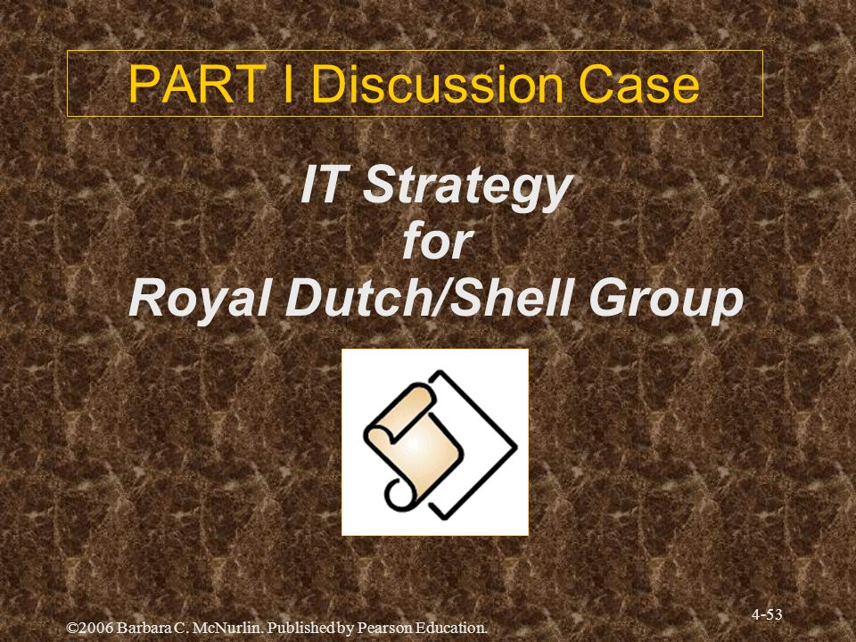 Royal Dutch/Shell Group