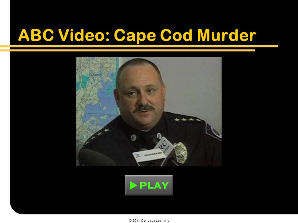 ABC Video: Cape Cod Murder