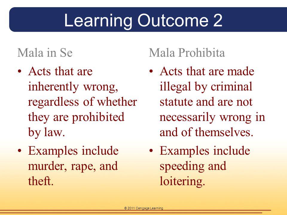 mala prohibita law examples