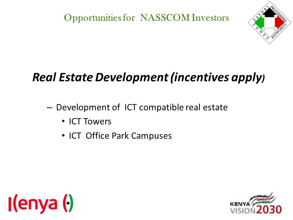 Opportunities for NASSCOM Investors
