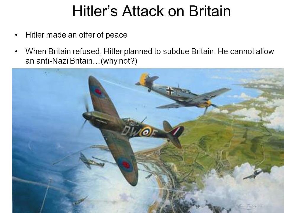 Hitler's Attack on Britain